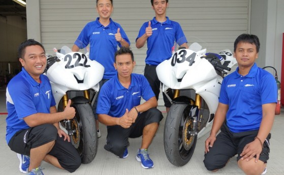 Tim Yamaha Racing Indonesia A