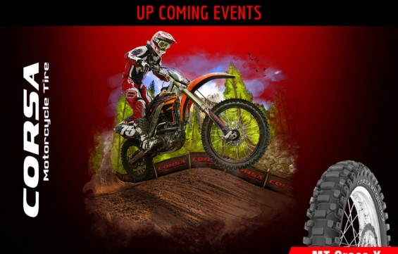Up Coming Event Corsa